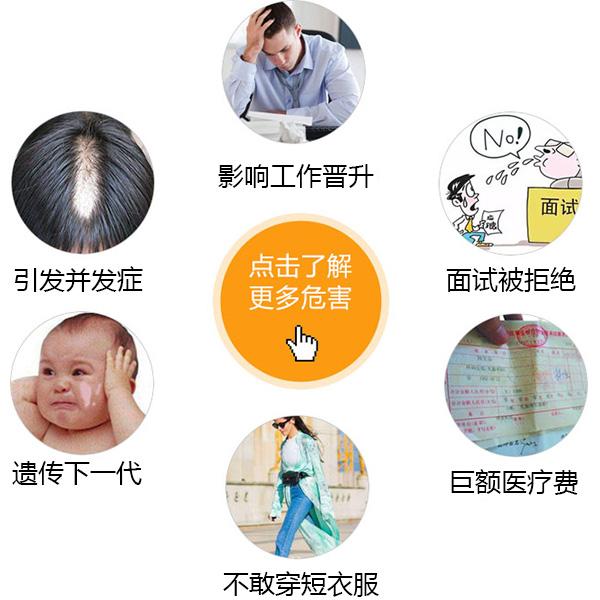 怀孕期间脸上有白块是怎么回事?